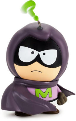 South Park The Fractured But Whole Mysterion medium vinyl 7-inch figure by Kidrobot - Tenacious Toys® - 1