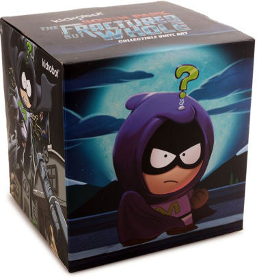 South Park The Fractured But Whole Mysterion medium vinyl 7-inch figure by Kidrobot
