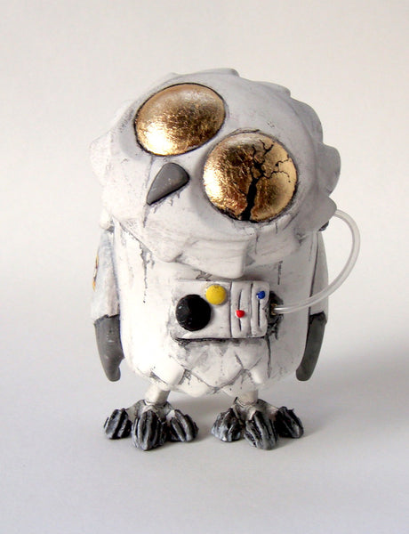 NYCC Exclusive MoonEyes + Stranded Cosmonaut Custom 14inch Omen Totem & 3inch Omen Set by UNCLE Studio - Tenacious Toys® - 7