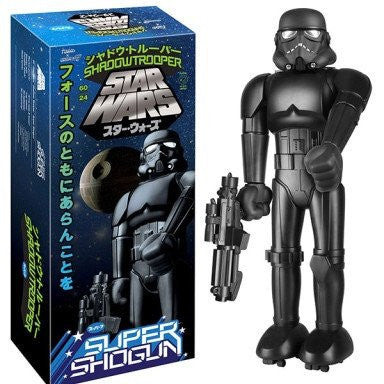Star Wars Super Shogun Shadowtrooper 24-inch Jumbo Machinder figure by Super7