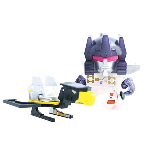The Loyal Subjects x Transformers SDCC Exclusive Transparent Frenzy & Buzzsaw Tape Set - Tenacious Toys® - 1