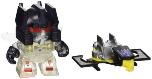 The Loyal Subjects x Transformers SDCC Exclusive Transparent Frenzy & Buzzsaw Tape Set - Tenacious Toys® - 2