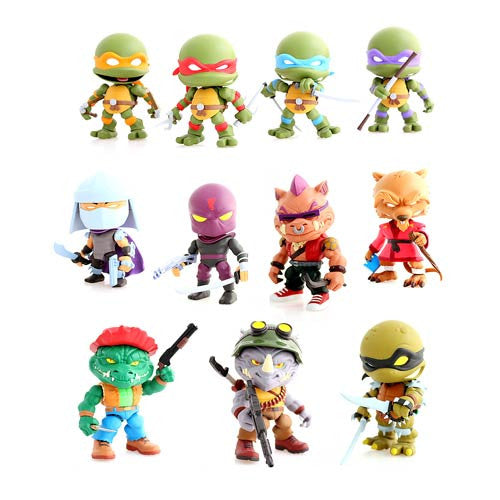 The Loyal Subjects TMNT Wave 2 Blind Box Mystery Figure - Tenacious Toys® - 1