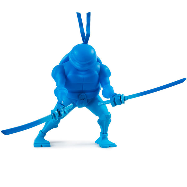TMNT Leonardo medium vinyl 8-inch Teenage Mutant Ninja Turtles figure by Kidrobot - Tenacious Toys® - 2