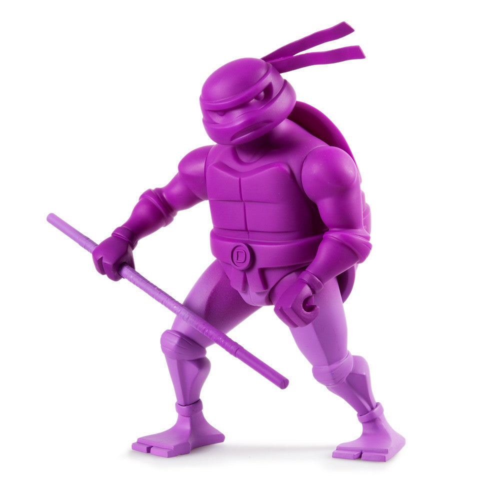TMNT Donatello medium vinyl 8-inch Teenage Mutant Ninja Turtles figure by Kidrobot - Tenacious Toys® - 1
