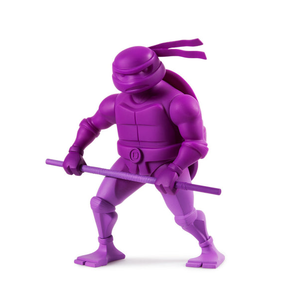 TMNT Donatello medium vinyl 8-inch Teenage Mutant Ninja Turtles figure by Kidrobot - Tenacious Toys® - 2