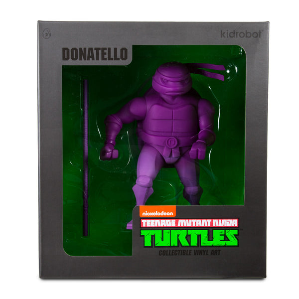 TMNT Donatello medium vinyl 8-inch Teenage Mutant Ninja Turtles figure by Kidrobot - Tenacious Toys® - 4
