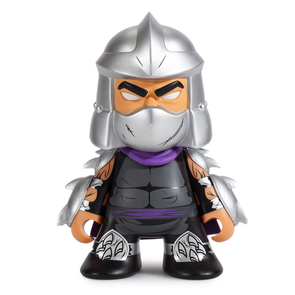 Kidrobot TMNT Shredder 8-inch Medium Figure - Tenacious Toys® - 1