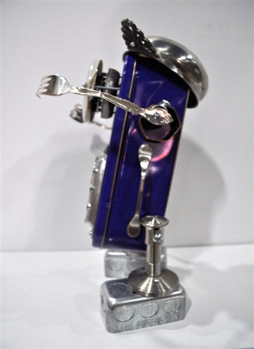 Purple Robot by JT Smalley vendor-unknown Custom Tenacious Toys®
