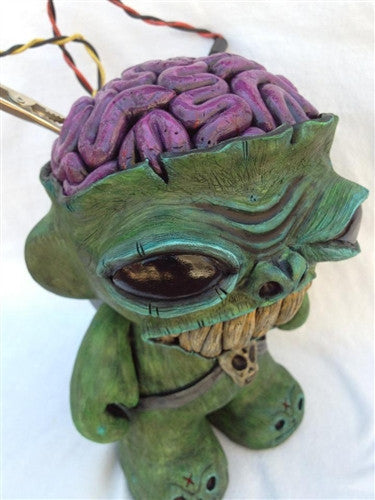 Invading My Thoughts by Dave Webb - Tenacious Toys® - 4