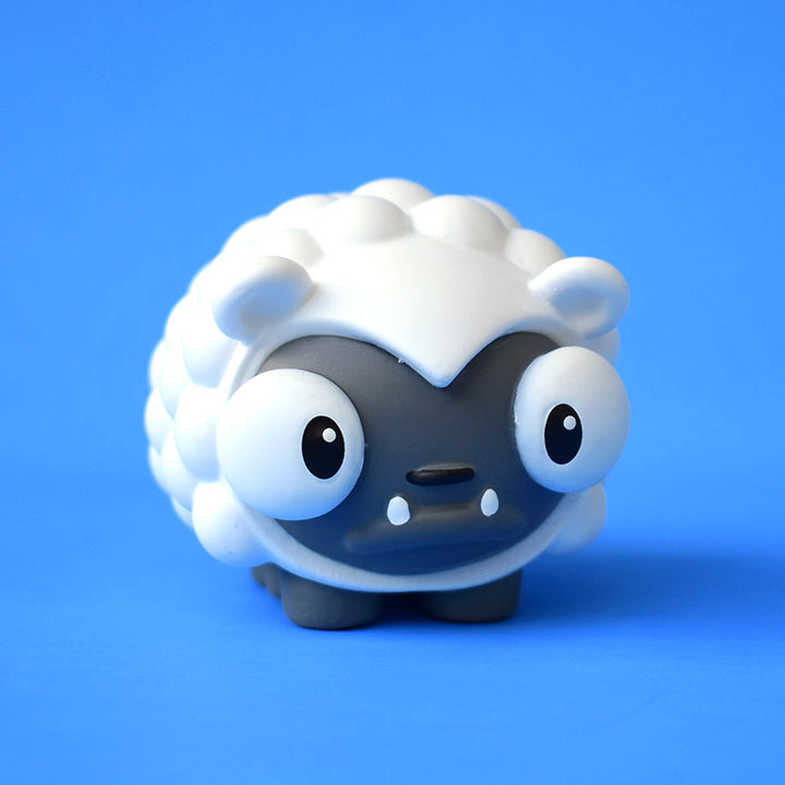 Bubbles 2-inch vinyl figure by The Bots and UVD Toys UVD Toys Vinyl Art Toy Tenacious Toys®