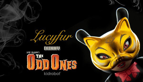 Kidrobot The Odd Ones Dunny Mini Series by Scott Tolleson SEALED CASE PLUS CASE EXCLUSIVE - Tenacious Toys® - 4