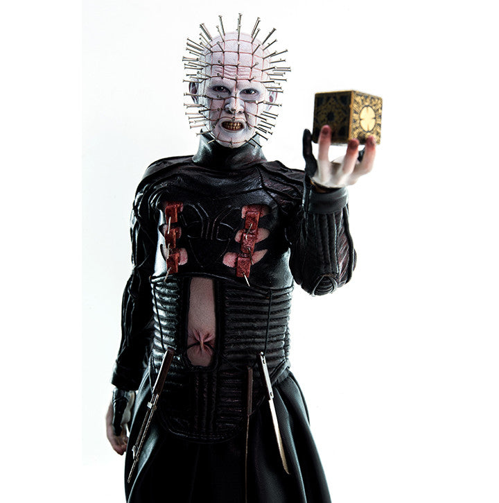 PREORDER Hellraiser III: Hell on Earth Pinhead 1:6-scale figure by ThreeZero - Tenacious Toys® - 1