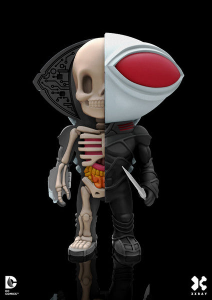 XXRAY Black Manta by MightyJaxx and Jason Freeny (Wave 3) MightyJaxx Vinyl Art Toy Tenacious Toys®