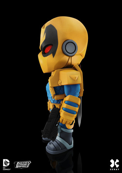XXRAY DC Deathstroke by MightyJaxx and Jason Freeny (Wave 3) MightyJaxx Vinyl Art Toy Tenacious Toys®