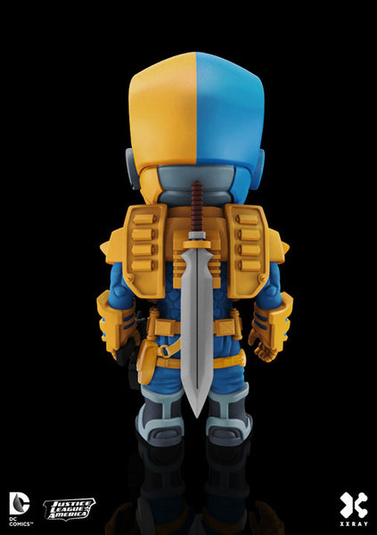 XXRAY Deathstroke by MightyJaxx and Jason Freeny (Wave 3) - Tenacious Toys® - 4