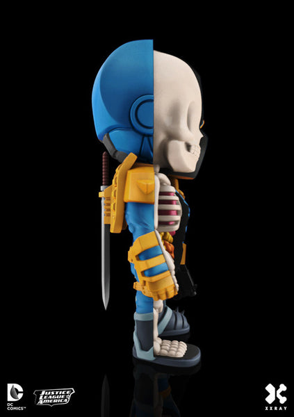 XXRAY Deathstroke by MightyJaxx and Jason Freeny (Wave 3) - Tenacious Toys® - 5
