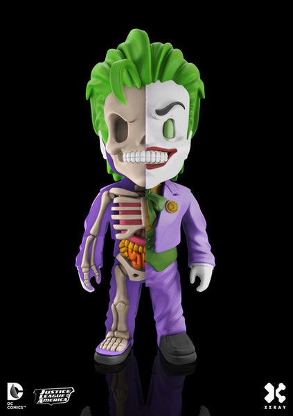 XXRAY The Joker by MightyJaxx & Jason Freeny (Wave 3) - Tenacious Toys® - 1