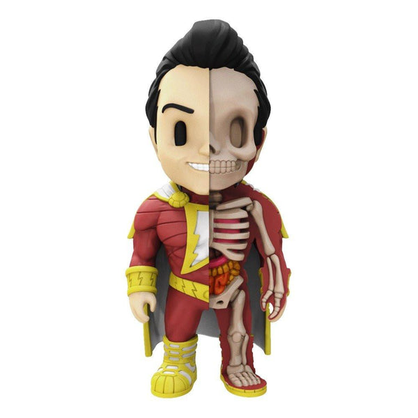 XXRAY Shazam 4-inch figure by MightyJaxx and Jason Freeny