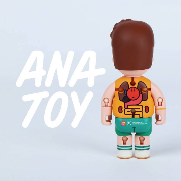 Bobby the Slow Sprinter 5.75-inch PVC Figure by ANATOY ANATOY Action Figure Tenacious Toys®