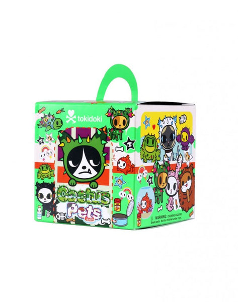 tokidoki Cactus Pets Full Display Case of 16 Blind Boxed Mystery Figures - Tenacious Toys® - 7