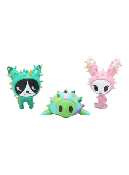 tokidoki Cactus Pets Full Display Case of 16 Blind Boxed Mystery Figures - Tenacious Toys® - 4