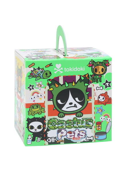 tokidoki Cactus Pets Full Display Case of 16 Blind Boxed Mystery Figures - Tenacious Toys® - 8