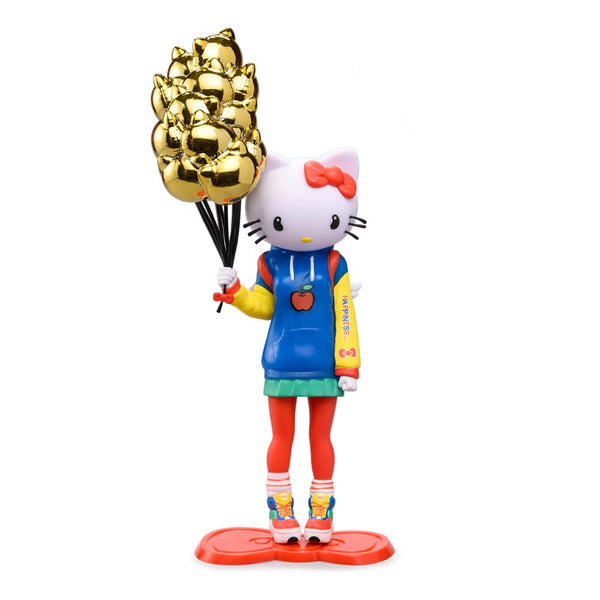 "Candie Bolton Sanrio Hello Kitty 9"" Art Figure Nostalgia Edition by Kidrobot Kidrobot Vinyl Art Toy Tenacious Toys®"