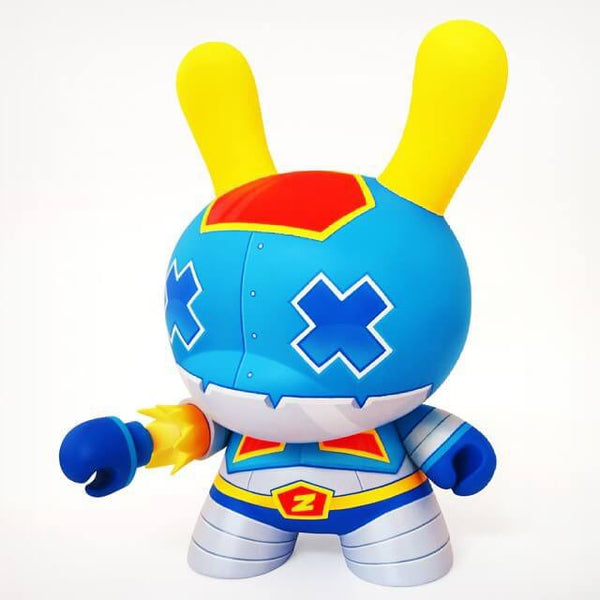 "Kidrobot Dairobo Z 5"" Dunny by Dolly Oblong - Tenacious Toys® - 1"