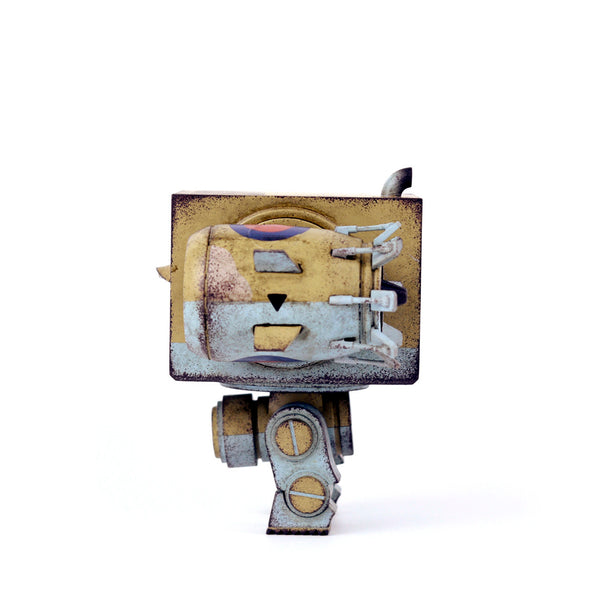 3AGO V-TOL 3-inch Square 3-piece set by ThreeA 3A 3A Tenacious Toys®