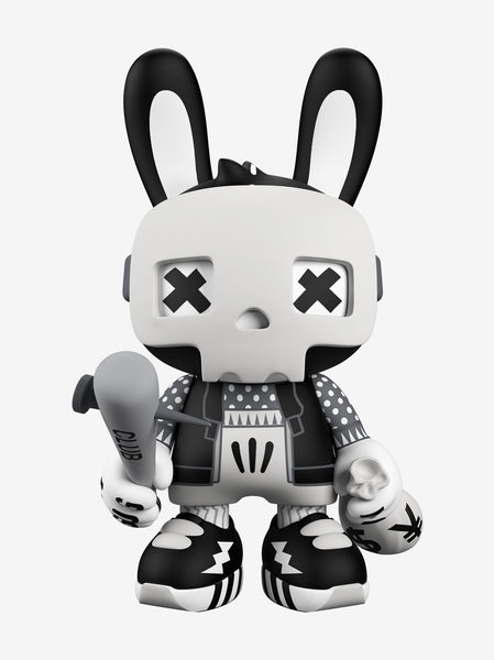 "Guggimon Fashion Guggi Club Edition SuperGuggi 8"" vinyl figure by Superplastic Superplastic Vinyl Art Toy Tenacious Toys®"