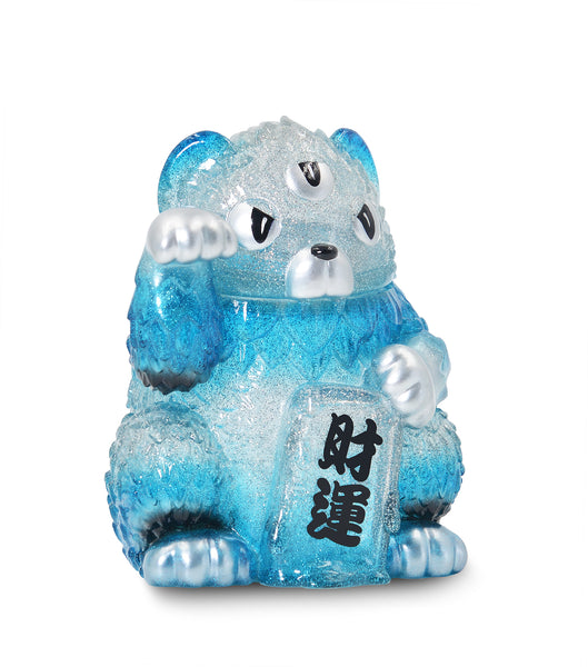 Bee Wong Fortune Kayden Blue Ice Edition 12cm sofubi by Adfunture Adfunture Sofubi Tenacious Toys®