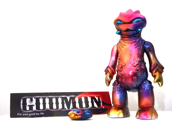 NYCC Exclusive Dragonfire Bangagon sofubi vinyl figure by GUUMON