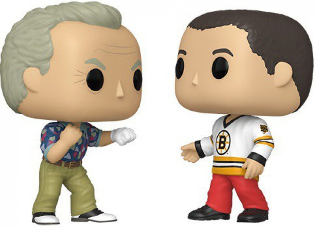 Funko POP Movies Happy Gilmore & Bob Barker 2-Pack Set Funko Funko Tenacious Toys®