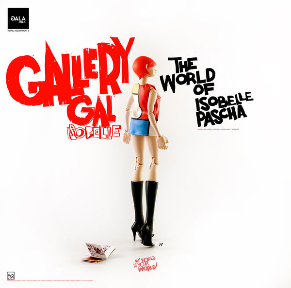 PREORDER 3A World of Isobelle Pascha Wave 3 Gallery Gal Isobelle