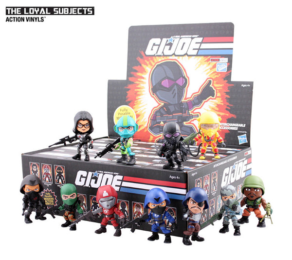 GI Joe Series 2 Blind Box Action Vinyls Mystery Figure by The Loyal Subjects - Tenacious Toys® - 2