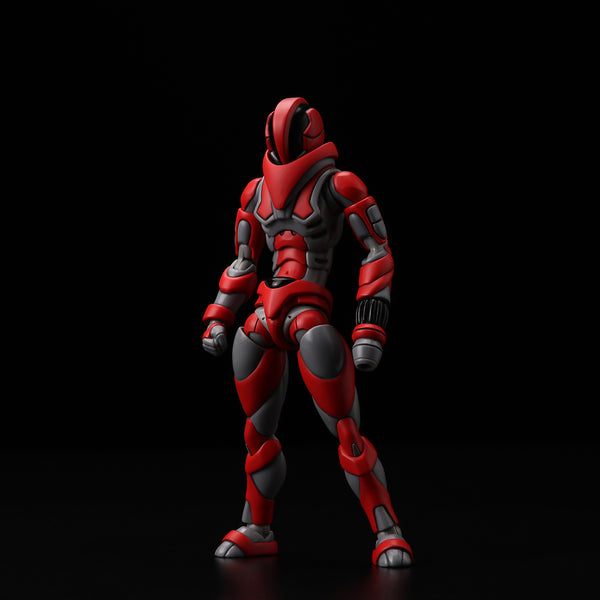 Onell Design Nu:Synth Glyosynth Buildman 1:12-scale action figure by 1000toys