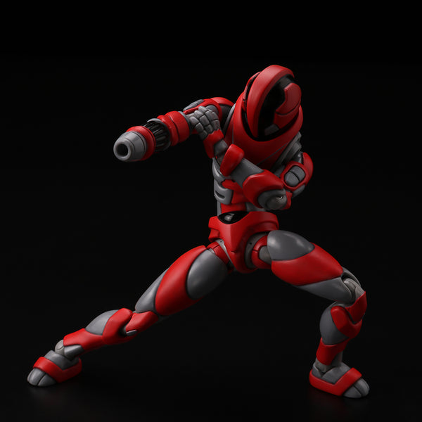 Onell Design Nu:Synth Glyosynth Buildman 1:12-scale action figure by 1000toys 1000toys Action Figure Tenacious Toys®