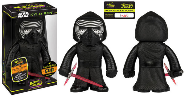 Funko Hikari Star Wars Kylo Ren Dark Side Edition 9-inch vinyl figure