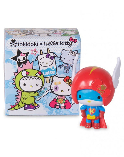tokidoki x Hello Kitty Blind Box Mini Figure - Single Mystery Figure - Tenacious Toys® - 1