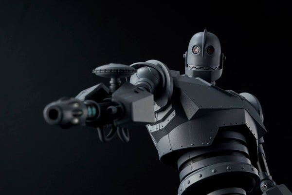 RIOBOT Iron Giant BATTLE MODE die-cast 160mm action figure by 1000toys 1000toys Action Figure Tenacious Toys®