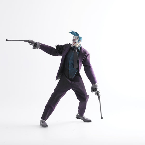 3A x DC STEEL AGE The JOKER 1/6th Scale Collectible Action Figure PREORDER 3A Action Figure Tenacious Toys®