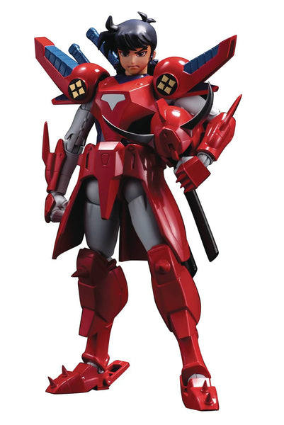 Chou-Dan-Kadou Ronin Warriors Ryo of the Wild Fire 1/12 scale action figure by Sentinel PREORDER SHIPS JULY 2020 Sentinel Action Figure Tenacious Toys®