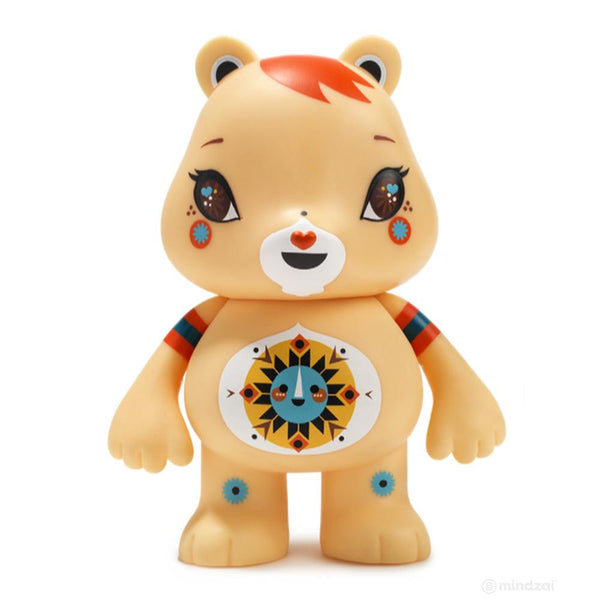 Kidrobot Care Bears 6-inch vinyl Funshine Bear by Julie West