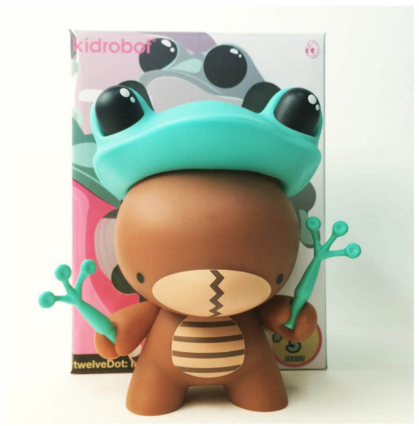 Kidrobot Incognito 5-inch Dunny By Twelvedot - Tenacious Toys®
