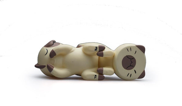 Kitty Sutra 3.5-inch Vinyl Figure by Kevin Luong and Munky King - Tenacious Toys® - 3
