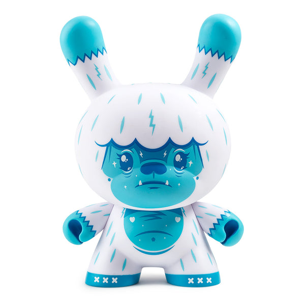 Kidrobot Kono The Yeti 8-inch Dunny by Squink