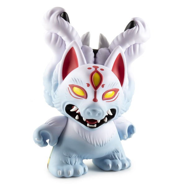 Kidrobot 8-inch Kyuubi Dunny by Candie Bolton