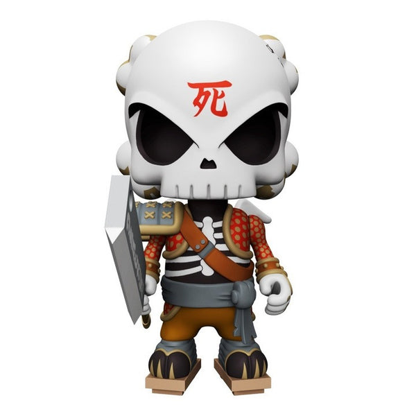 Huck Gee Gold Life Soul Collector 4-inch Figure by MightyJaxx PREORDER - Tenacious Toys® - 1
