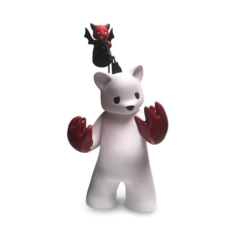 Luke Chueh Possessed 10th Anniversary 9-inch vinyl figure by Munky King